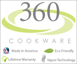 Cookware Made in USA by 360 Cookware