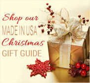 Shop our Made in USA Christmas Gift Guide