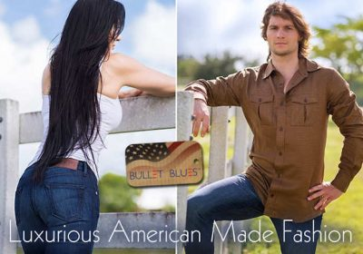 Designer Jeans Made in the USA