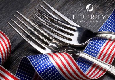Flatware Made in the USA by Liberty Tabletop