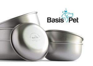 Stainless Steel Dog & Cat Bowls Made in USA