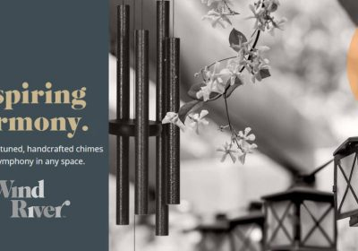 Wind Chimes Made in the USA by Wind River